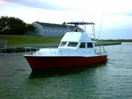 1965 Pearson Sportfishing/Dive boat