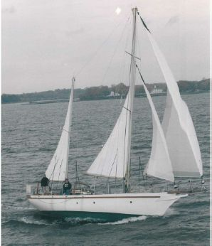 1976 Cuttyhunk 41 Ketch
