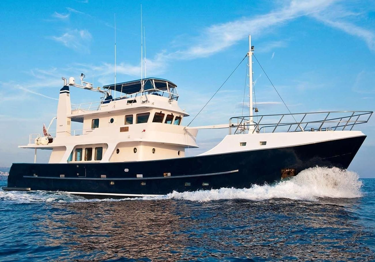 1999 INACE 83 Expedition Explorer Power Boat For Sale - www.yachtworld.com