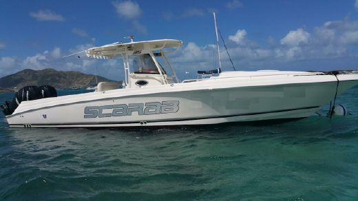 2008 Wellcraft SCARAB 35 SPORT