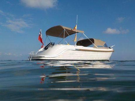 2014 Interboat Intender 760