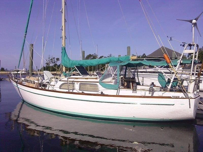 1971 Custom Finnrose 37 Sail Boat For Sale - www yachtworld com