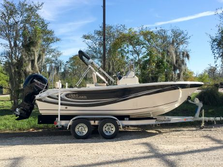 2016 Carolina Skiff Sea Chaser HFC 20