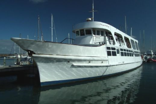 1971 Millkraft 30m Motor Yacht