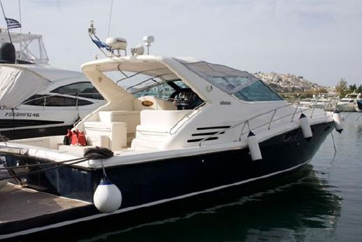 2003 Uniesse Marine 48' OPEN