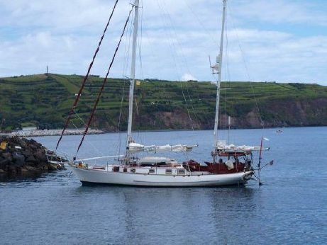 1980 Cherubini Cutter Rigged Ketch