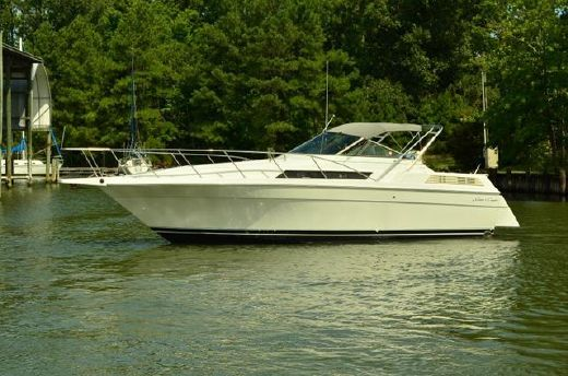 1990 Chris Craft 320 Amerosport
