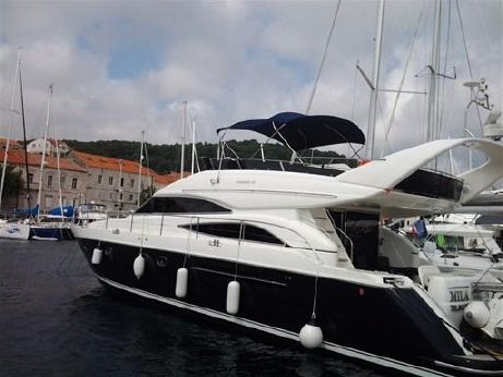 2004 Princess Yachts 61 Fly