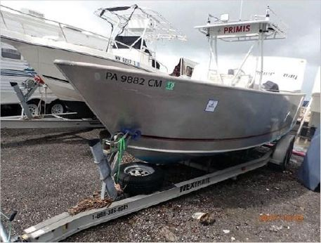 2003 Pacific Boats 2325