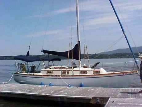 1979 Cape Dory Intrepid 9M