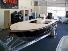 2013 Marsh Point Carolina Bay Boat