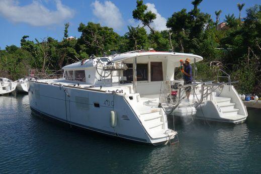 2013 Lagoon 400
