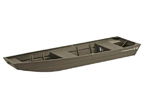 2016 Tracker Boats Topper 1436 Riveted Jon