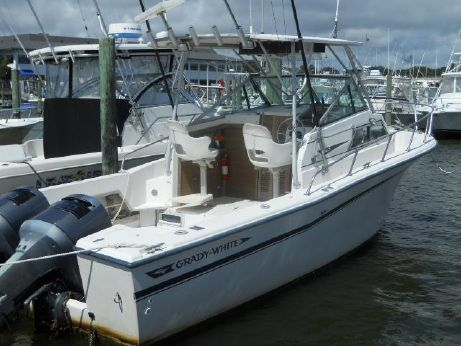 1984 Grady White 255 Sailfish