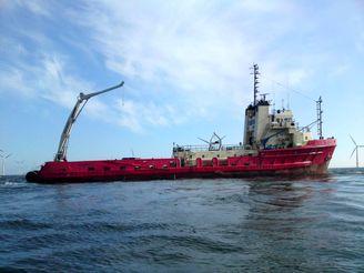 1975 Custom Offshore Support