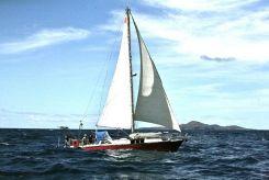 1984 Amateur BONELAIRE sloop acier