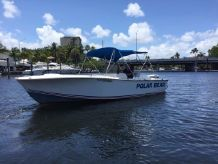 1989 Offshore Yachts 22 Center Console