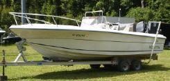 1990 Angler 204