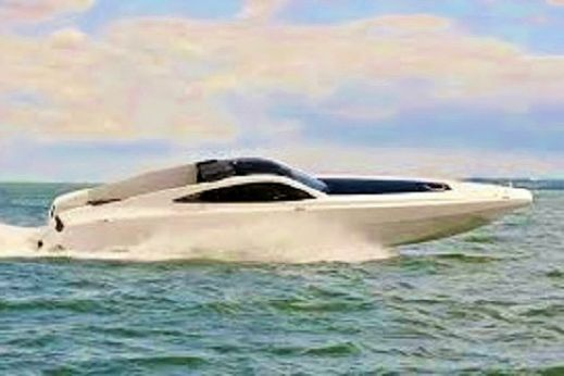 2014 Xs Racing 48 Fast Superboat