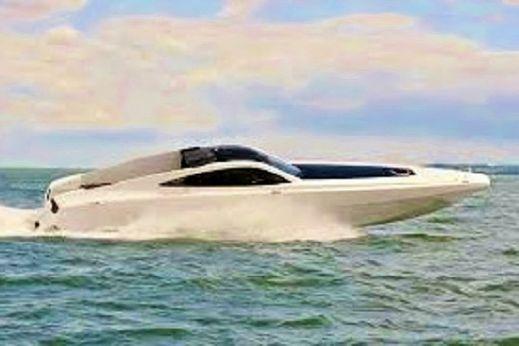 2014 Buzzi 48 Fast Superboat