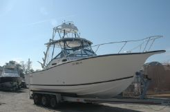 1998 Albemarle 265 Express Fisherman    ---with new long block