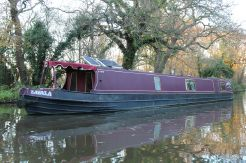 1993 Narrowboat 60' R & D Semi Trad