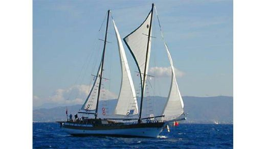 2000 Traditional Motorsailer 2000/2006