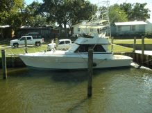 1985 Viking Yachts 41 Convertible