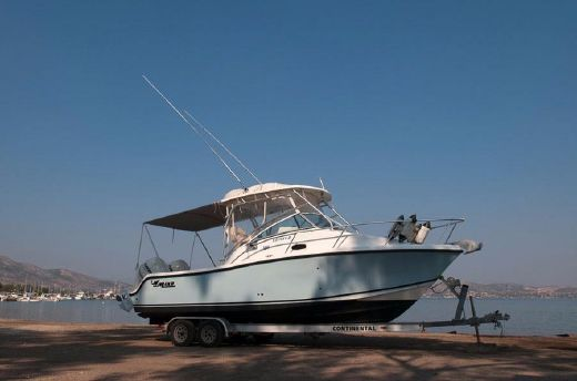2009 Mako 264 Walkaround
