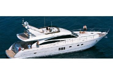 2009 Princess 67 Flybridge