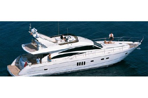 2009 Princess Yachts 67 Flybridge