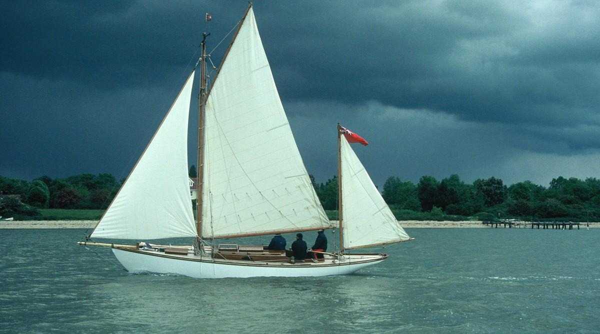 Traverse City Taxi >> 1920 Custom Albert Strange Gaff yawl Sail Boat For Sale - www.yachtworld.com