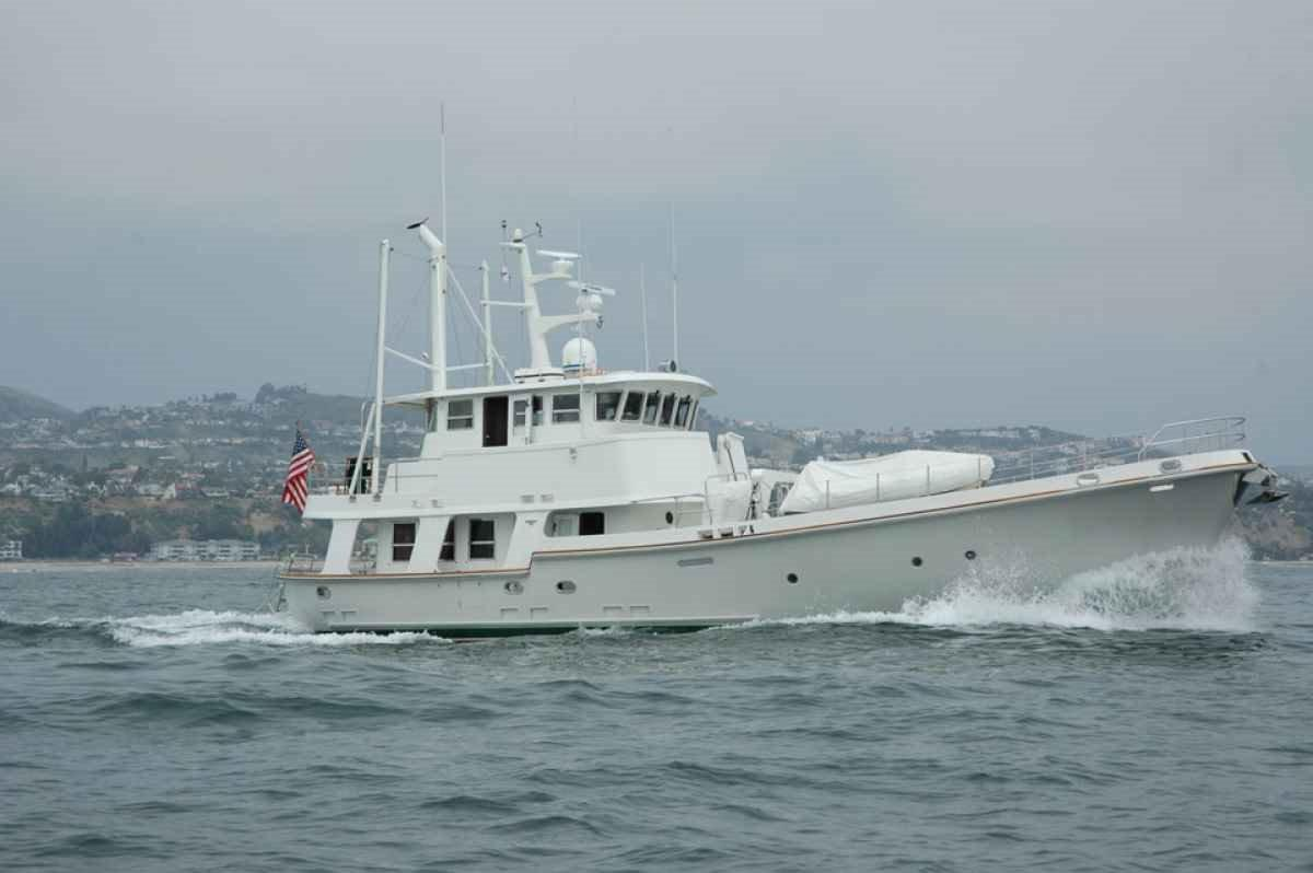 1993 Nordhavn Power New And Used Boats For Sale Www