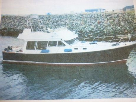 1986 Mikelson / Blue Water Flybridge M/Y