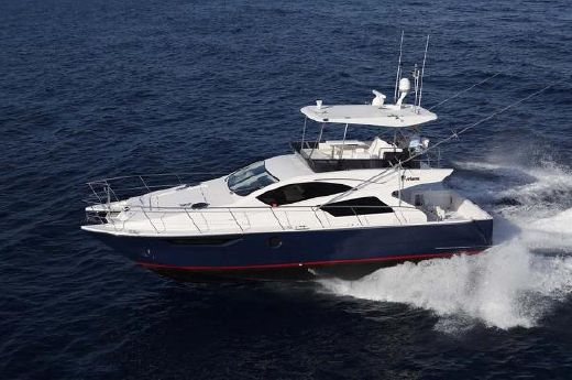 Mares 45 Catamaran Yacht Fish