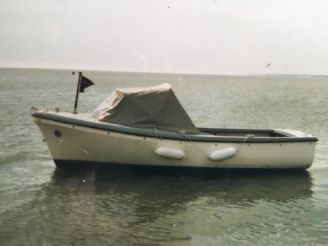 1975 Oyster 16