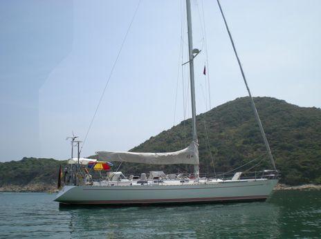 2001 Cheoy Lee Pedrick 55 Sailing Yacht