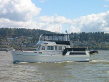 1995 Grand Banks Motoryacht Stabilized