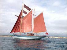 2012 Gaff Ketch Yacht