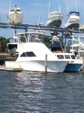 2003 Luhrs 33 Convertable