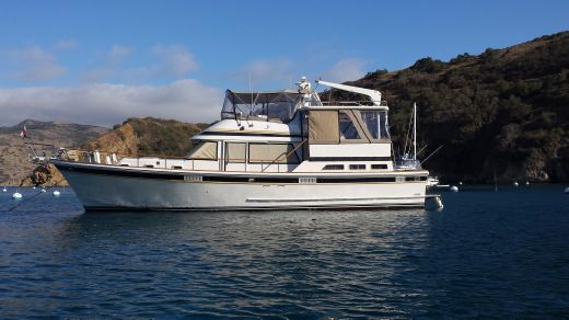 1985 Offshore 48 Yachtfisher