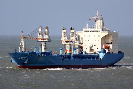 1983 Cargo Ship