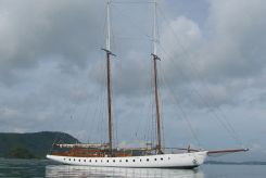1996 Custom Grand Banks Schooner