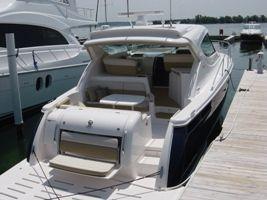 Photo of Tiara 4500 Sovran Optional rumble seat