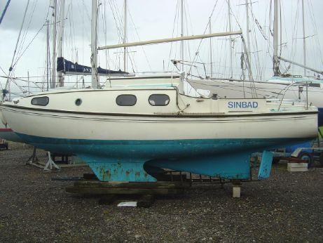 1965 Westerly Windrush 25
