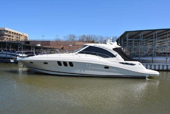 2008 Sea Ray 480 Sundancer Power Boat For Sale Www Yachtworld Com