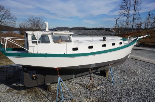 1972 Saugeen Witch Sailboat