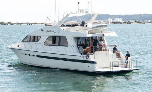 1995 Queenship Island Roamer 65