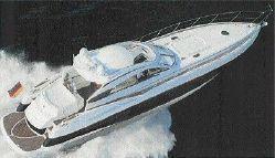 2003 Sunseeker Predator 61