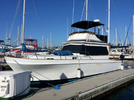 1983 Californian Sport Fisher/Trawler